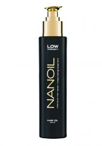 Nanoil low porosity - Hair oil